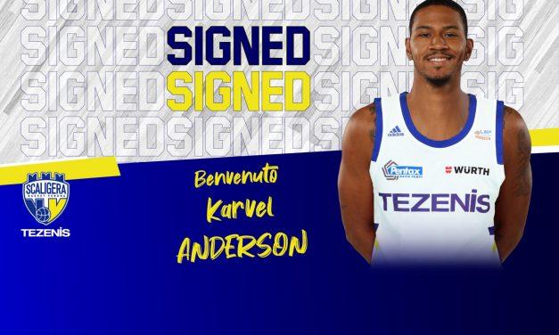 Verona, firmato Karvel Anderson