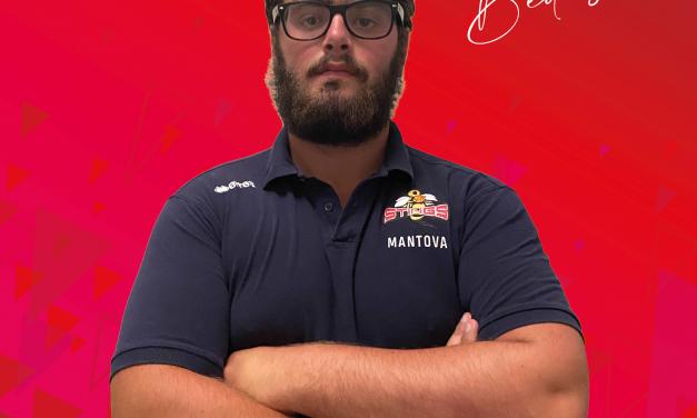 Mantova, confermato Edoardo Beduschi