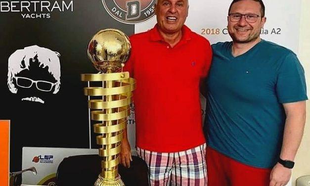 Tortona, Massimo Galli entra nello staff tecnico di Marco Ramondino