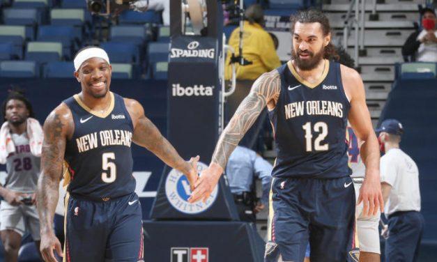 NBA, Trade Pelicans-Grizzlies: Steven Adams e Eric Bledsoe a Memphis, Jonas Valanciunas a New Orleans