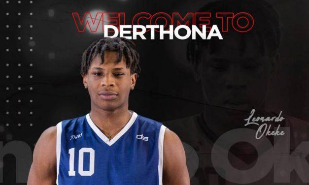 Uno sguardo al futuro: al Derthona arriva Leonardo Okeke