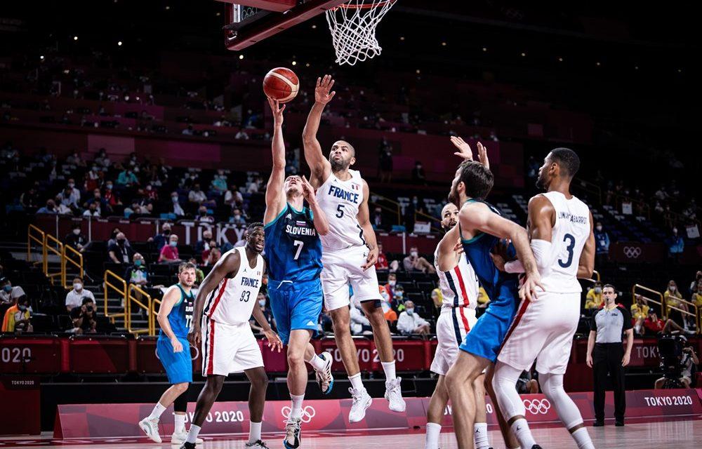 Batum stoppa il sogno della Slovenia: la Francia va in finale contro gli Stati Uniti