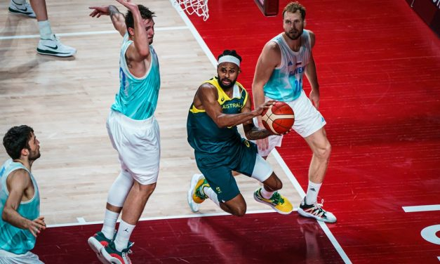 L'Australia si mette la collo la medaglia di bronzo: Slovenia battuta 93-107
