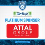 Attal Gruoup sara il Platinum sponsor dell'Happy Casa Brindisi