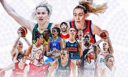 Definite le 16 squadre che parteciperanno alle FIBA Women's World Cup Qualifiers